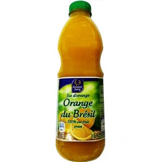 Pur Jus d'Orange du Brésil Grand Jury