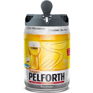 Bière Blonde Pression 5.8% Vol. Pelforth