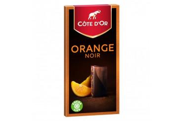 Chocolat Noir Orange Côte d'Or