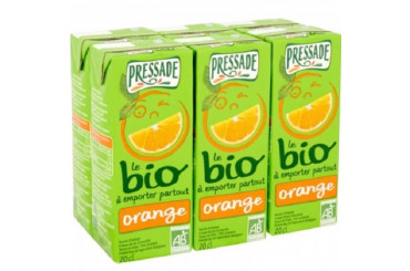 Nectar d'Orange Bio Pressade