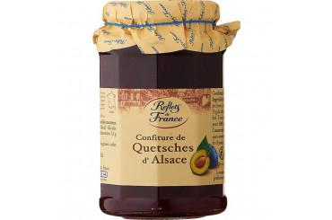 Confiture de Quetsches d'Alsace Reflets de France