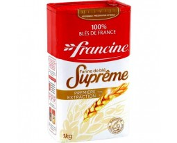 Farine de Blé Suprême T45 Francine