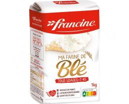 Farine de Blé T45 Francine
