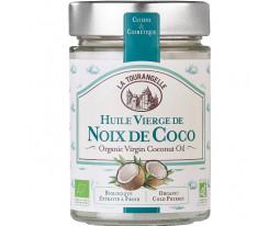 Huile Vierge de Noix de Coco Bio La Tourangelle
