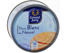 Thon Blanc Germon au Naturel Grand Jury