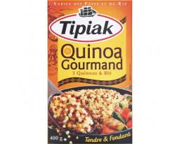 Quinoas et Boulgour Gourmand Tipiak