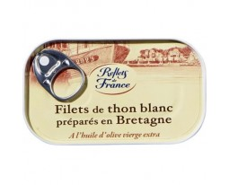 Filets Ventrêche de Thon Blanc Germon Reflets de France