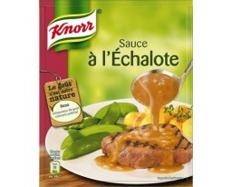 Sauce Echalote Knorr