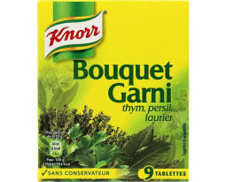 Bouquet Garni en Tablettes Knorr