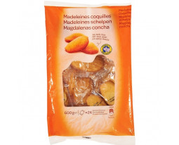 Madeleines Coquilles aux Oeufs Frais Pocket Grand Jury