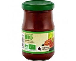 Sauce Tomate aux Légumes Bio Carrefour