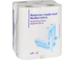 Essuie-Tout Super Absorbant Blanc