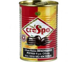 Olives Noires Dénoyautées Crespo