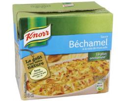 Sauce Béchamel à la Noix de Muscade Knorr