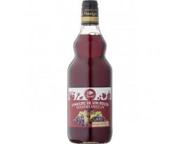 Vinaigre de Vin Affiné en Fût de Chêne 7% Acidité Carrefour