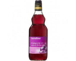 Vinaigre de Vin Echalote 6% Acidité Carrefour