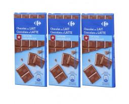 Chocolat au Lait du Pays Alpin Carrefour