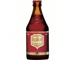 Bière Pères Trappistes Brune 7% Vol. Chimay Rouge