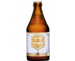 Bière Pères Trappistes Triple 8% Chimay Blanche
