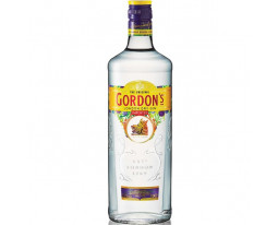 Gin Gordon's 37.5% Vol.