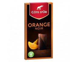 Chocolat Noir Orange Côte d'Or