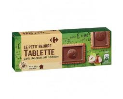 Petit Beurre au Chocolat au Lait et Noisettes Carrefour