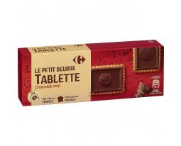 Petit Beurre au Chocolat Noir Carrefour