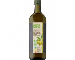 Huile d'Olive Vierge Extra Bio Carrefour