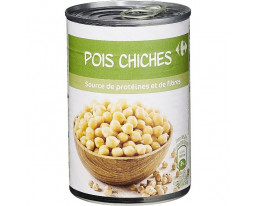Pois Chiches Carrefour