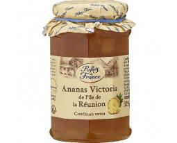 Confiture d'Ananas Victoria Reflets de France