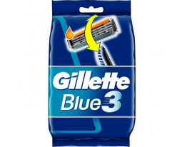 Rasoirs Jetables Pivotants Blue 3 Gillette