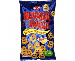 Chips Jambon Fromage Monster Munch Vico