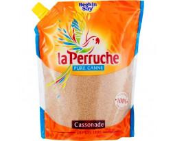 Cassonade au Sucre de Canne Roux La Perruche