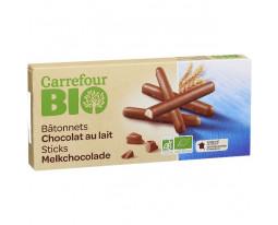 Finger au Chocolat au Lait Bio Carrefour