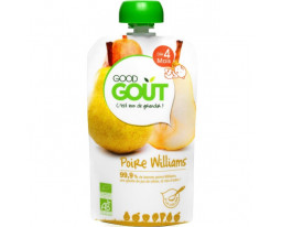 Poire Williams Bio Dès 4 Mois Good Gout