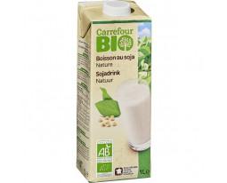 Lait de Soja Nature Bio Carrefour