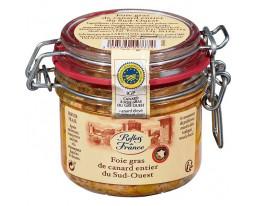 Foie Gras de Canard Entier du Sud-Ouest IGP Reflets de France