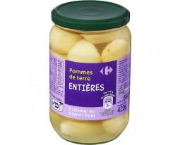 Pommes de Terre Entières Carrefour