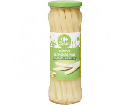 Asperges Blanches Moyennes Carrefour