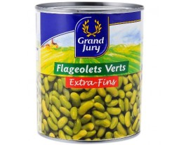 Flageolets Verts Extra Fin Grand Jury