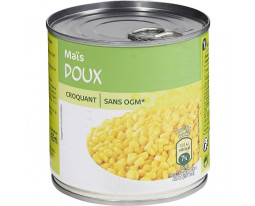 Mais Doux en Grains Carrefour