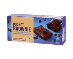 Brownies aux Pépites de Chocolat Pocket Grand Jury