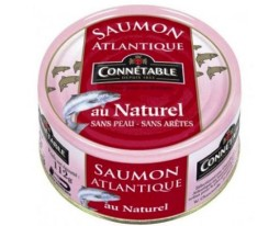 Saumon Atlantique au Naturel Connétable