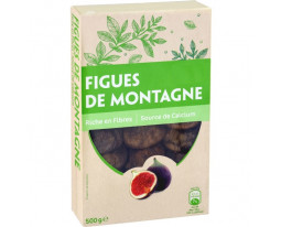 Figues de Montagne Séchées Carrefour