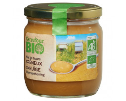 Miel de Fleurs Crèmeux Bio Carrefour