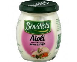 Sauce Aioli Bénédicta