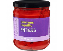 Poivrons Piquillo Entiers Grand Jury