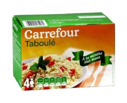 Taboulé Menthe et Huile d'Olive Carrefour