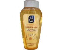 Shampoing Illuminant Camomille et Blé Cheveux Blonds Grand Jury