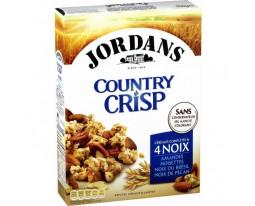 Country Crisp aux 4 Noix Jordans